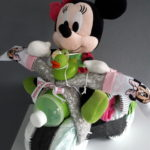 Mini Mouse driewieler voor Baby Girl…